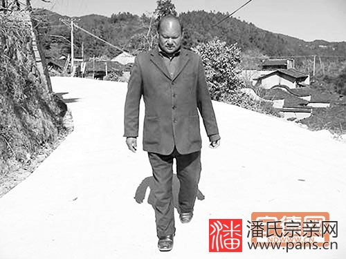"""潘国四:好事做了""""一箩筐"""" 感动闽东十大人物候选"""