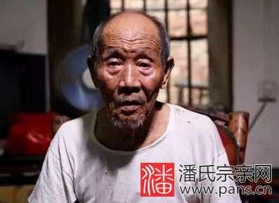 抗战老兵潘崇会:最自豪的事情是接受日军投降